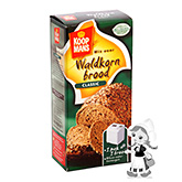 Koopmans Pain multicéréales waldkorn traditionnel 450g