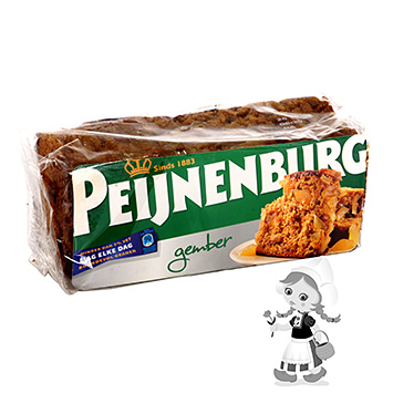 Peijnenburg Pain d'épices au gingembre 465g